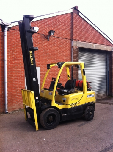 Hyster H3.00FT 2006