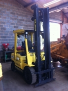 Hyster H3.00XM gas 2004